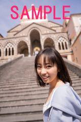 欅坂46・今泉佑唯1st写真集『誰も知らない私』特典ポストカード(紀伊國屋書店)