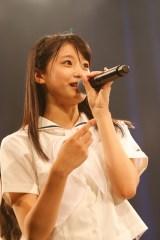 瀧野由美子=瀬戸内7県拠点のSTU48がチャリティーコンサートツアーをスタート(C)STU