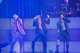 "『LIVE TOUR 2018 ""100""』のツアーファイナルを開催したw-inds."