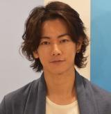 『佐藤健写真展2019』に登場した佐藤健 (C)ORICON NewS inc.