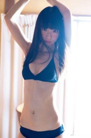 サムネイル 『週刊プレイボーイ』39&40号に登場したNGT48・荻野由佳 (C)YOROKOBI/週刊プレイボーイ