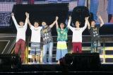 『関ジャニ∞'sエイターテインメント GR8EST』の東京ドーム公演を行った関ジャニ∞