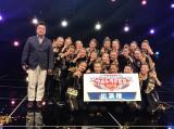 『Mステ ウルトラFES 2018』埼玉県を中心に活動する女性20人編成のダンスチーム「L.A.V」の出演が決定。三浦大知の「EXCITE」でパフォーマンスを披露する(C)テレビ朝日