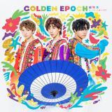 超特急3rdアルバム『GOLDEN EPOCH』FC盤-Aジャケット(シーサー☆ボーイズ)
