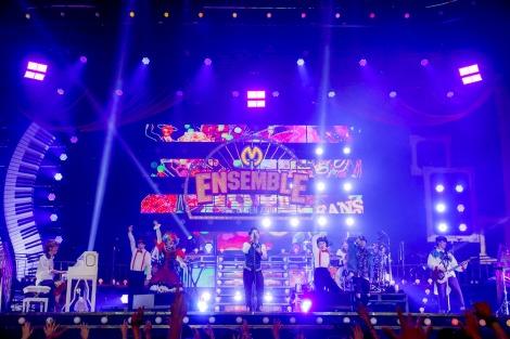 Mrs. GREEN APPLE全国ホールツアー『ENSEMBLE TOUR』最終公演より Photo by  Hajime Kamiiisaka