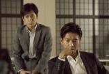 木村拓哉と二宮和也が初共演した『検察側の罪人』(C)2018 TOHO/JStorm