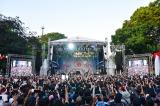 『Indonesia-Japan Music Festival』AKB48単独ステージAKB48 & JKT48ジョイントライブ(C)AKS/(C)JKT48 Project