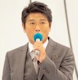 BSジャパン『粋な100年LIFE』収録後取材に出席した高橋克典 (C)ORICON NewS inc.