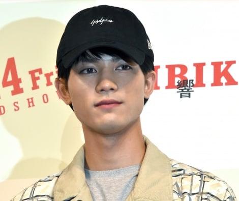 映画『響 -HIBIKI-』学生限定公開直前イベントに出席した板垣瑞生 (C)ORICON NewS inc.