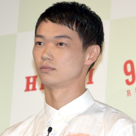 映画『響 -HIBIKI-』学生限定公開直前イベントに出席した笠松将 (C)ORICON NewS inc.