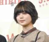 平手友梨奈=映画『響 -HIBIKI-』学生限定公開直前イベントの模様 (C)ORICON NewS inc.