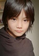 大河ドラマ『西郷どん』西郷吉之助と愛加那の長子・西郷菊次郎(9歳〜12歳)役で出演する城桧吏
