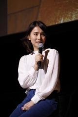 『いぬねこなかまフェス2018』に出演した石田ゆり子