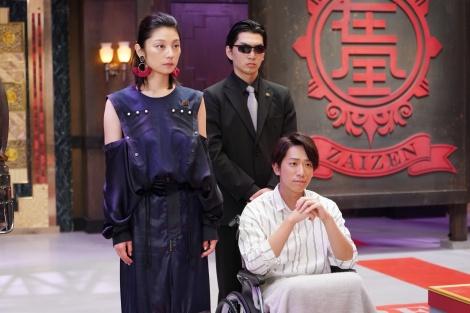 日本テレビ系連続ドラマ『ゼロ 一獲千金ゲーム』第9話に出演する小山慶一郎 (C)日本テレビ
