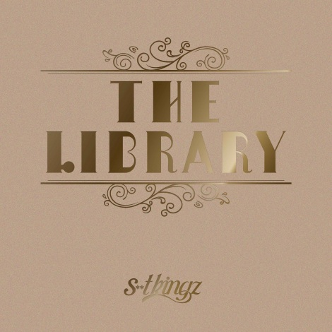 s**t kingz 1st アルバム『The Library』