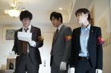 9月12日放送、テレビ朝日系『刑事7人』最終回(C)テレビ朝日
