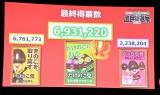 『きのこの山・たけのこの里 国民総選挙2018』投票結果 (C)ORICON NewS inc.