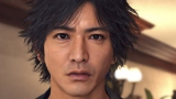 ゲーム『JUDGE EYES:死神の遺言』に八神隆之役で登場する木村拓哉