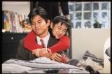 14日から再放送される『東京ラブストーリー』 (左から)鈴木保奈美、織田裕二 (C)フジテレビ