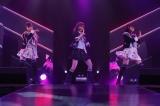 「制服レジスタンス」=HKT48チームH『RESET』公演初日より(C)AKS
