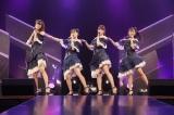 「明日のためにキスを」=HKT48チームH『RESET』公演初日より(C)AKS