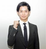 日本テレビ系毎夏恒例『高校生クイズ』の番組初のスペシャルパーソナリティーに就任した千葉雄大 (C)ORICON NewS inc.