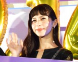 映画『3D彼女 リアルガール』の特別試写会に出席した中条あやみ (C)ORICON NewS inc.
