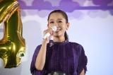 映画『3D彼女リアルガール』特別試写会に出席した西野カナ