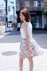 『FLASH』の表紙を飾った西村歩乃果 (C)熊谷貫/週刊FLASH
