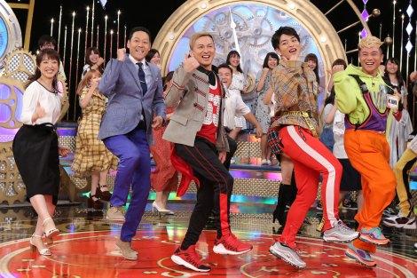 12日放送のバラエティー番組『1周回って知らない話』の模様(C)日本テレビ