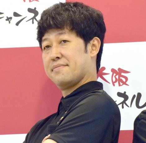大阪チャンネルの新番組『笑イザップ』発表会に出席した小籔千豊 (C)ORICON NewS inc.