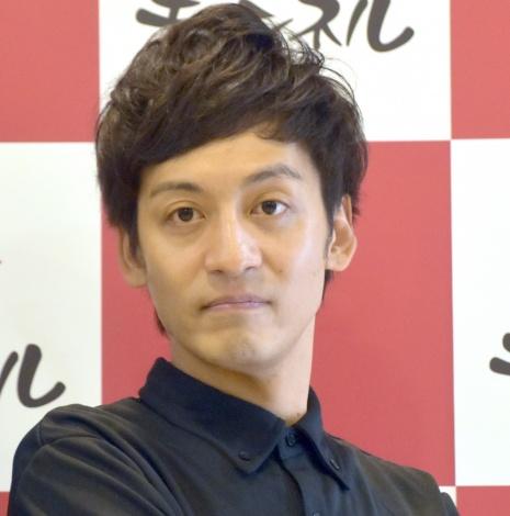 大阪チャンネルの新番組『笑イザップ』発表会に出席したとろサーモン・村田秀亮 (C)ORICON NewS inc.