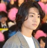 映画『覚悟はいいかそこの女子。』完成披露上映会に出席した伊藤健太郎 (C)ORICON NewS inc.