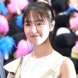 映画『覚悟はいいかそこの女子。』完成披露上映会に出席した唐田えりか (C)ORICON NewS inc.