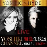 15日放送のニコニコチャンネル「YOSHIKI CHANNEL」で「Red Swan」生演奏