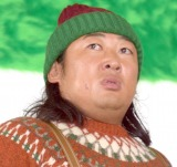 映画『グリンチ』吹替版製作発表会見に参加したロバート・秋山竜次 (C)ORICON NewS inc.