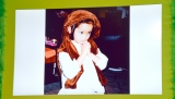 杏の幼少期の写真を公開=映画『グリンチ』吹替版製作発表会見 (C)ORICON NewS inc.