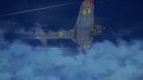 新作オリジナルアニメ『荒野のコトブキ飛行隊』のPV場面カット