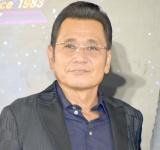 『北斗の拳 35周年記念イベント 伝承式』 に出席した漫画家・原哲夫氏 (C)ORICON NewS inc.