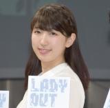 舞台『LADY OUT LAW!』のゲネプロに出席した日比美思 (C)ORICON NewS inc.