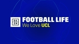 『DAZN FOOTBALL LIFE』のロゴ