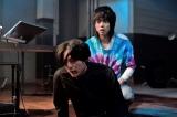 金曜ナイトドラマ『dele』最終話(9月14日放送)車椅子アクションに、2分半におよぶ1カットのアクションシーンも(C)テレビ朝日
