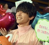 映画『あのコの、トリコ。』最速試写会舞台あいさつに出席した吉沢亮 (C)ORICON NewS inc.