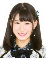 上西怜=NMB48 19thシングル選抜メンバー(C)NMB48