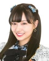 村瀬紗英=NMB48 19thシングル選抜メンバー(C)NMB48