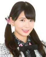 安田桃寧(初選抜)=NMB48 19thシングル選抜メンバー(C)NMB48