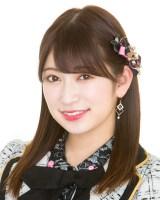 吉田朱里=NMB48 19thシングル選抜メンバー(C)NMB48