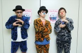 9月15日放送、NHK名古屋放送局『Uta-Tube』(中部7県向け)は世界的インストバンド、H ZETTRIOが初登場(C)NHK
