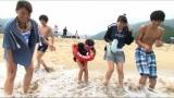 奈良の吉川家。無事、海にたどり着けたようで…(C)テレビ朝日