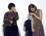 平手友梨奈(左)を思い涙する北川景子 (C)ORICON NewS inc.